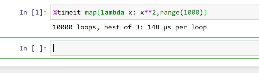 Timeit in Python   CodeRock